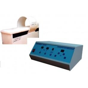 Biotesla 3000 - Equipo de campos magnéticos con camilla y solenoide