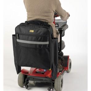 Bolsa para scooter Splash con compartimento para bastones o muletas