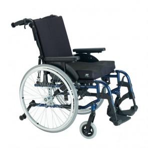 Silla de ruedas de aluminio autopropulsable Breezy Style X