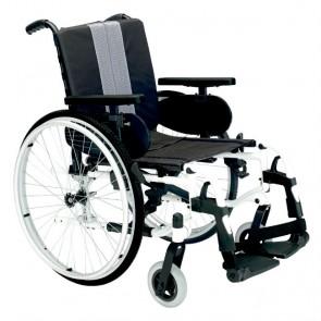 Silla de ruedas de aluminio autopropulsable Breezy Style X Ultra