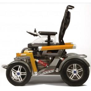 Silla de ruedas eléctrica para exteriores Otto Bock C2000
