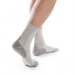 Calcetín para pie diabético gris Orliman