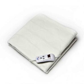Calienta camas individual Lux 150x80cm. Poliéster 120W 4 Temp. Pekatherm