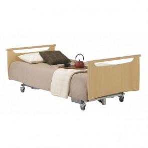 Cama articulada Aldrys Alzheimer - Incluye cama articulada de 4 planos de 90x200cm. y carro elevador con ruedas.