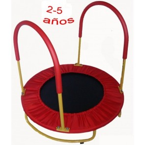 Cama elástica infantil (2-5 años)