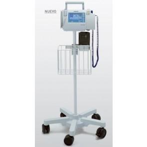 Carro para monitor signos vitales Riester Ri-Vital. Monitor no incluido.