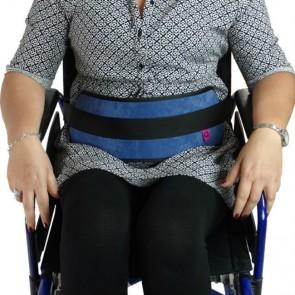 Cinturón de sujeción acolchado para sillón