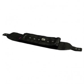 Cinturón de sujeción para cama de 105cm. con cierre Ironclip