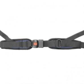 Cinturón pélvico de seguridad universal con cierre delantero
