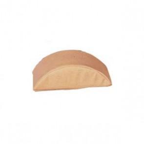 Cojín semicircular para camilla