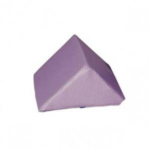 Cojín triangular bajo para camilla