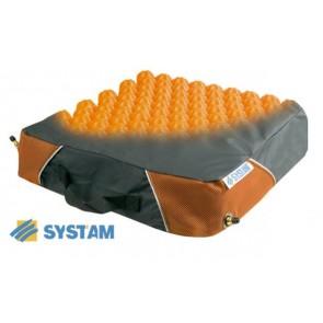 Polyair - Cojín antiescaras de celdas de aire con dos válvulas