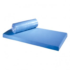 Colchón de espuma de poliuretano standard 90x200x12cm.