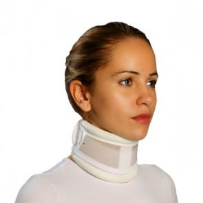 Collarín cervical rígido regulable en altura