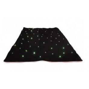 Cortina de estrellas para estimulación visual
