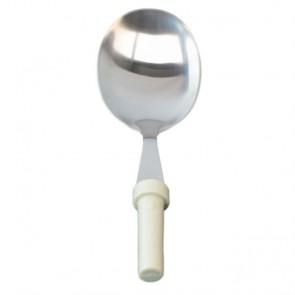 Terminación de cuchara de sopa