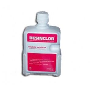 Jabón Prequirurgico con Clorhexidina Desinclor
