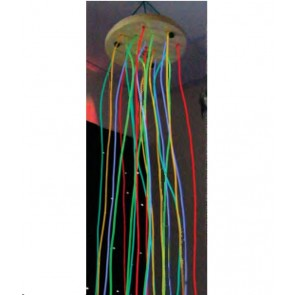 Ducha de cintas de luz