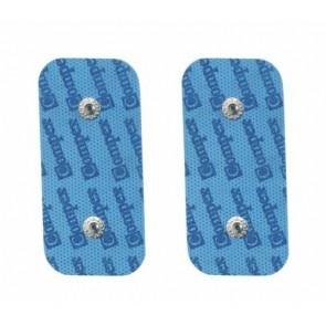 Electrodos Cefar Compex Snap 5x10cm. 2 unid