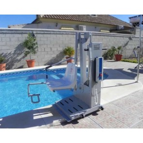 Elevador de piscina METALU 600