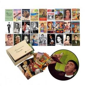 Celebridades y prensa años 60