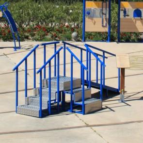 Escaleras modulares M.6-9