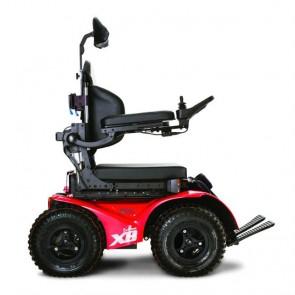 Silla de ruedas eléctrica todoterreno Extreme X8