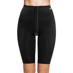 Faja VOE post liposucción por encima de rodillas hasta cintura con refuerzos y cierre de corchetes