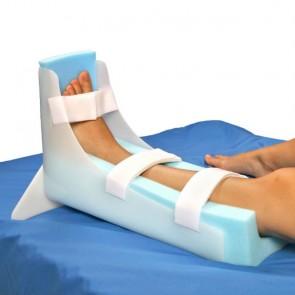Férula antidecúbito postural de pierna larga (incluye rodilla)