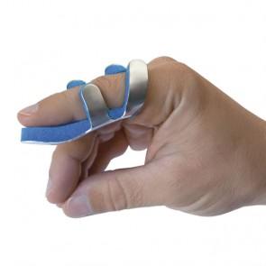 Férula inmovilizadora de dedo de aluminio (rana federica)