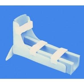 Ferula antidecúbito postural de pierna larga (incluye rodilla)