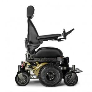 Frontier V6 - Silla de ruedas eléctrica todoterreno