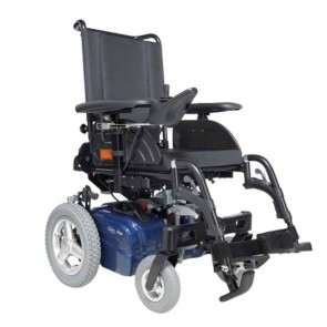 Invacare Fox - Silla electronica plegable compacta
