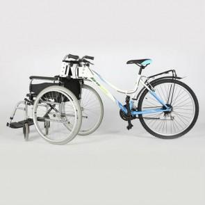 Kit Adapta / Bli-Ve Ciclo - Adaptación de bicicleta a la silla de ruedas