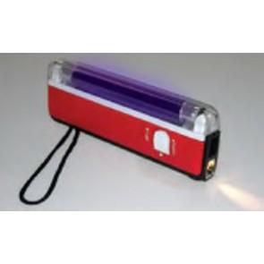 Linterna de luz negra UV con tubo