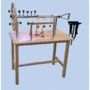 Mesa de manos de madera de haya