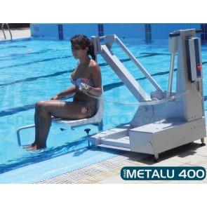 Elevador de piscina Metalu 400