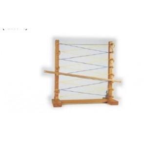 Anillas y cuerdas para panel de escalada y arbol de anillos