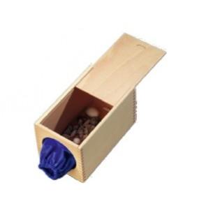 Caja táctil para objetos pequeño