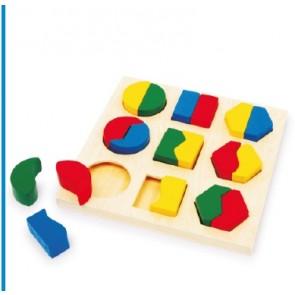 Encajable formas geométricas