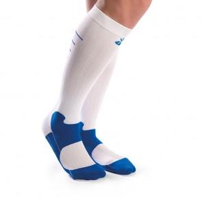 Calcetines Orliven Sport blanco-azul