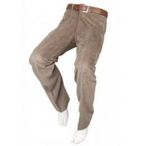 Pantalón adaptado de pana marron