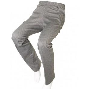 Pantalón adaptado con pata de gallo para señora