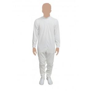 Pijama cremallera o antipañal