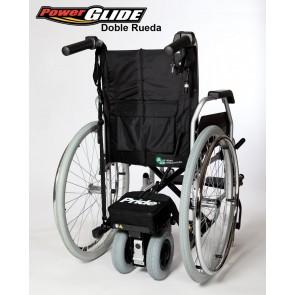 Motor de acompañante Power Glide de 2 ruedas