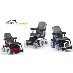 Quickie Jive - Silla de ruedas eléctrica