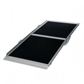 Rampa ligera portátil plegable por la mitad Aerolight Broadfold de 180 cm.
