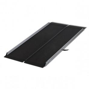 Rampa plegable en V de aluminio 70cm. RP70