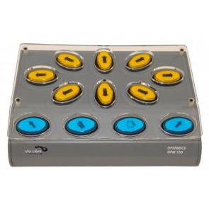 Ratón de pulsadores OPM-100