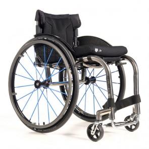 RGK Octane Sub4 - Silla de ruedas de chasis rígido de titanio